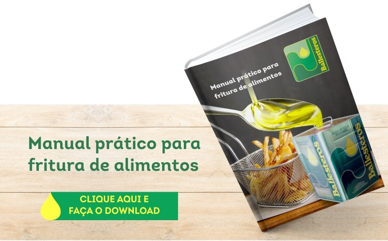 Manual Prático para Frituras de Alimentos Ballesteros